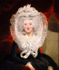 1788/1789 Hon. Anne Bouverie, later the Hon. Mrs John Talbot (1729-1813) by Sir Thomas Lawrence