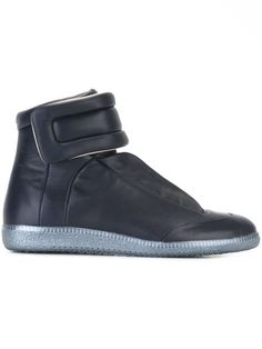 Shop Maison Margiela 'Future' hi-top sneakers in United Legend Strasbourg from…