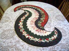 Spiral Table Runner