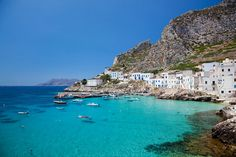 Sicily.  Seems that all the places I want to go are in Italy or the South Pacific.  This looks like it has the best of both!