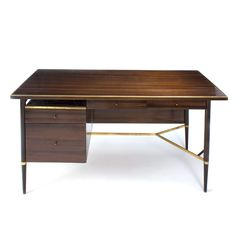 Paul+McCobb%2C+Connoisseur+Collection+Mid+Century+Desk+at+DecorNYC