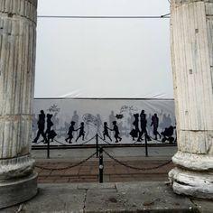 People - #milano #milan #sanlorenzo #colonnedisanlorenzo #streetart #streetartmilano #graffiti #pubblicità #skate #vans #ancient #italian #italy #italianboy #chefoninstagram #shadows #street #tram #italiano #cloudy #igersmilano #igersitalia #milanodavedere #italien #milanocity #milanfashionweek #cheflife by ilnidointesta
