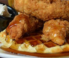 America's Best Chicken and Waffles: May's Counter Chicken & Waffles, Tucson, AZ