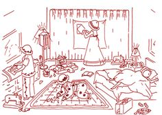 Redwork - The Quilt Retreat