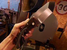 13087394_10153970125968780_7821236203535082010_n Ballistic Knife, Phil Harvey, Hudson Bay, Leather Belts, Knives, Weapons, Blade, Guns, Indian
