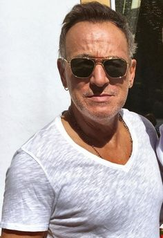Bruce in Como (Italy) august 2017 - https://www.facebook.com/Pinkcadillacfanclub/