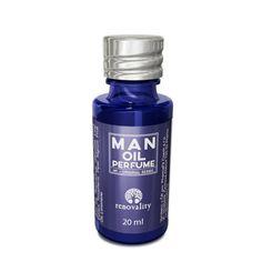 Man Oil Perfume Renovality - Krásná Každý Den Container, Perfume, Oil, Woman, Women, Fragrance, Butter