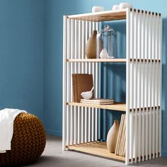REBAR System - 3 Shelves by joval   MONOQI #bestofdesign