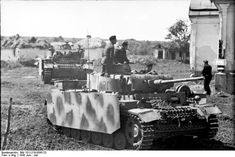 6th Pz. Division Pzkw III