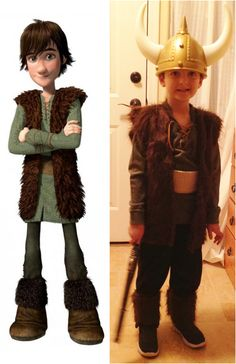 Hiccup costume