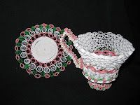 Quilling with Whimsiquills: Quilling - Tea cups to skulls??
