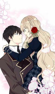 Anime Love Couple, Cute Anime Couples, I Love Anime, Chica Anime Manga, Manga Girl, Manado, Anime Kiss, Anime Art, Storyline Ideas