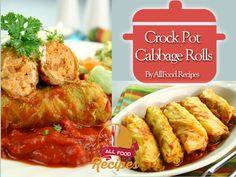 Crock Pot Cabbage Rolls