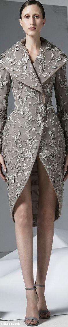 Ashi Studio FW 2016-17 Couture l Ria