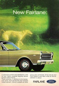 https://flic.kr/p/FmXjNr | 1969 ZC Fairlane By Ford Page 2 Aussie Original Magazine Advertisement