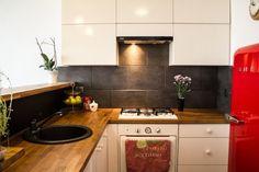 Kuchnie - wnętrza, meble, dekoracje - Domosfera.pl