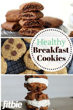 With the right ingredients, you can eat dessert before noon and still feel good about your morning meal. #glutenfree   Fitbie.com