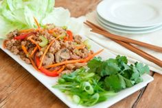 Pork Stir-Fry Lettuce Wraps   Whole Foods Market