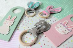 Nähanleitung: super einfaches DiY! Hasenohren-Greifling / -Beißring für Babys nähen – Tina Hase – DiY Blog | Baby- & Kinderzimmerdeko zum Selbermachen
