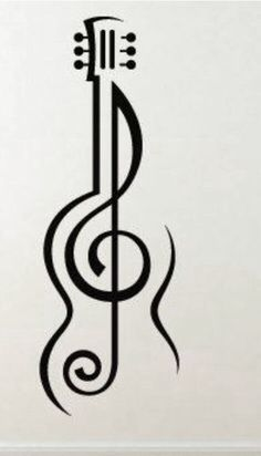 Take a look at our information site for much more pertaining to this stunning music tattoo Music Drawings, Art Drawings Sketches Simple, Pencil Art Drawings, Easy Drawings, Drawing Music Notes, Guitar Tattoo Design, Music Tattoo Designs, Music Tattoos, Music Designs