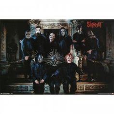 Slipknot Portrait Domestic Poster