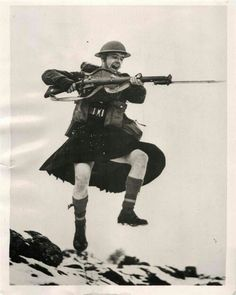 The last thing a lot of germans saw in ww1