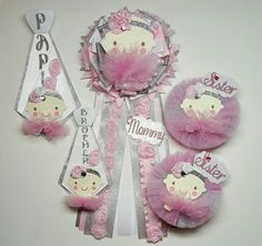 Check out this item in my Etsy shop https://www.etsy.com/listing/261232309/ballerina-corsage-daddy-pin-mommy-to-be