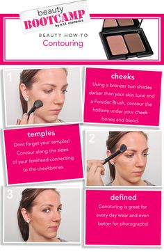 how to: CONTOURING