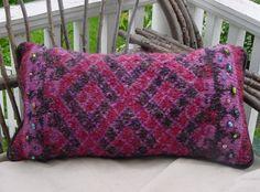 Bazaar Pillow Pattern PDF on Etsy, $5.00