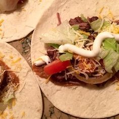 No Fuss Shredded Beef Tacos - Allrecipes.com