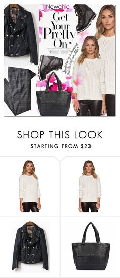 """""""NewChic 3"""" by barbarela11 ❤ liked on Polyvore featuring Hiltl, women's clothing, women's fashion, women, female, woman, misses, juniors and lovenewchic"""