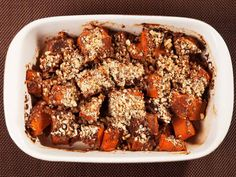 Pecan Sweet Potato Casserole