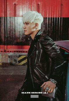 Big Bang are hot, bad boys in individual concept shots for 'A' single album   allkpop.com