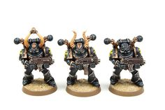 Showcase: Chaos Marines from Assassinorium Execution Force - Tale of Painters