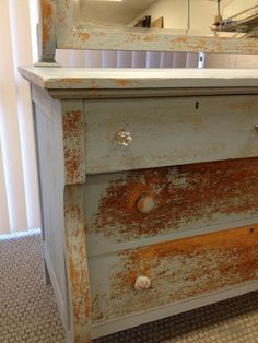 Miss Mustard Seed Milk Paint. thetreasuredhome.com