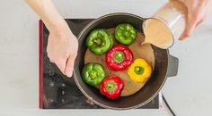 Фаршированные перцы: классический рецепт. Шаг 6