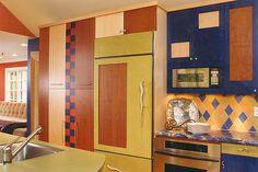 Wild Kitchen Colors Pictures | Kitchen Cabinet Paint Colors | Kitchens
