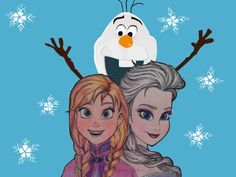 Olaf (Frozen disney characters) did a collaboration with a friend of mines. If you like my art please follow me on Instagram @ Italianricanart ..thanks and enjoy