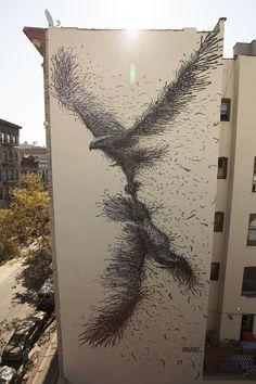 Daleast Daleast – New Mural in New York, USA