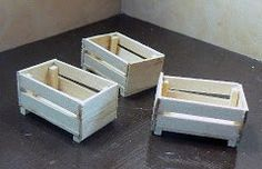 how to: fruit crates