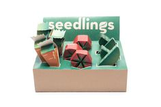 Seeldings (Student Project) on Packaging of the World - Creative Package Design Gallery