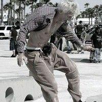 Old men DO rule.