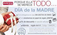 6 € descuento y sin gastos de envío #libros Código:12MADRE hasta 2/5 #DíadelaMadre http://www.expotienda.com/index.asp?categoria=12=68