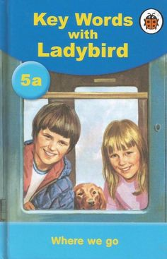 Ladybird Key Words With Peter and Jane - 5a - Where We Go - S/Hand