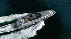 From yatch to a dayboat, is the new Riva 88 Florida #yatch #southflorida