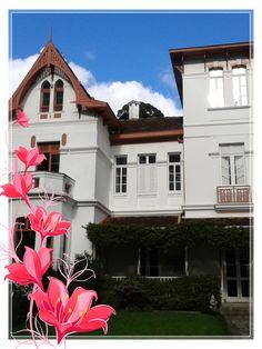 Uma casa em Petrópolis