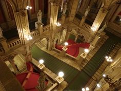 :-) Vienna State Opera Foyer :-)