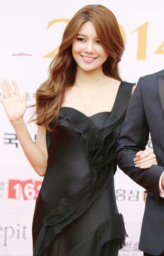 SNSD Sooyoung beauty Miss Korea 2014  SHE'S THE WINNER