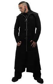 Znalezione obrazy dla zapytania goth coat