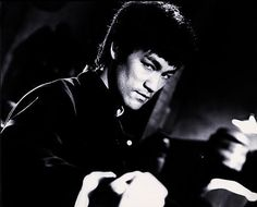 Known as The Dragon, sometimes as Kato.  Philosopher, martial artist, actor, writer.  Taken from us much too soon